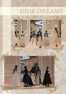 Dior: 'Designer of dreams' Exhibition