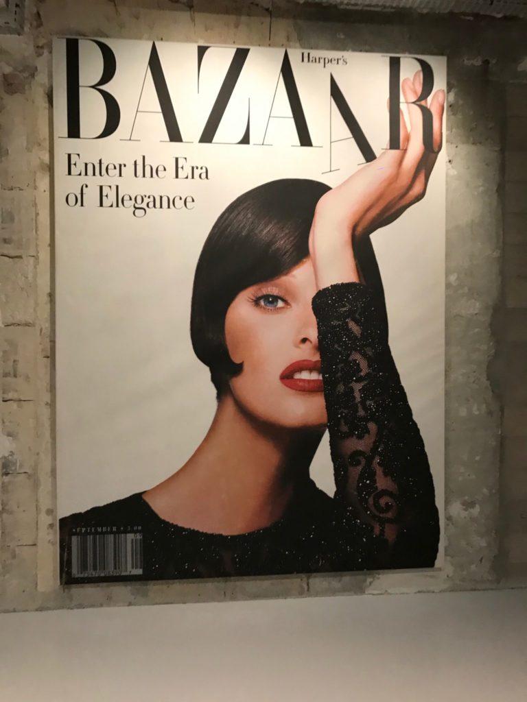 HARPER'S BAZAAR MUSÉE DES ARTS DÉCORATIFS EXHIBITION